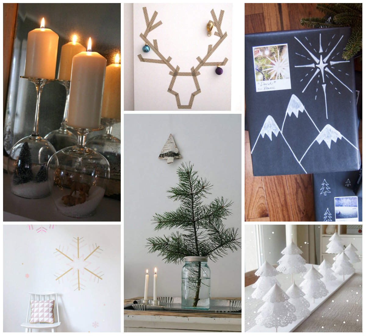 #A1602A Christmas Collage.jpg 5795 modele de decoration de noel a faire soi meme 1200x1104 px @ aertt.com