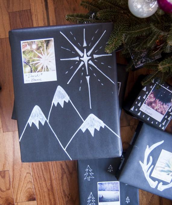 paquets dessinés