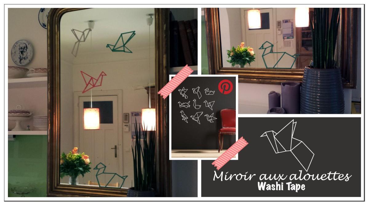 miroir aux alouettes illustration