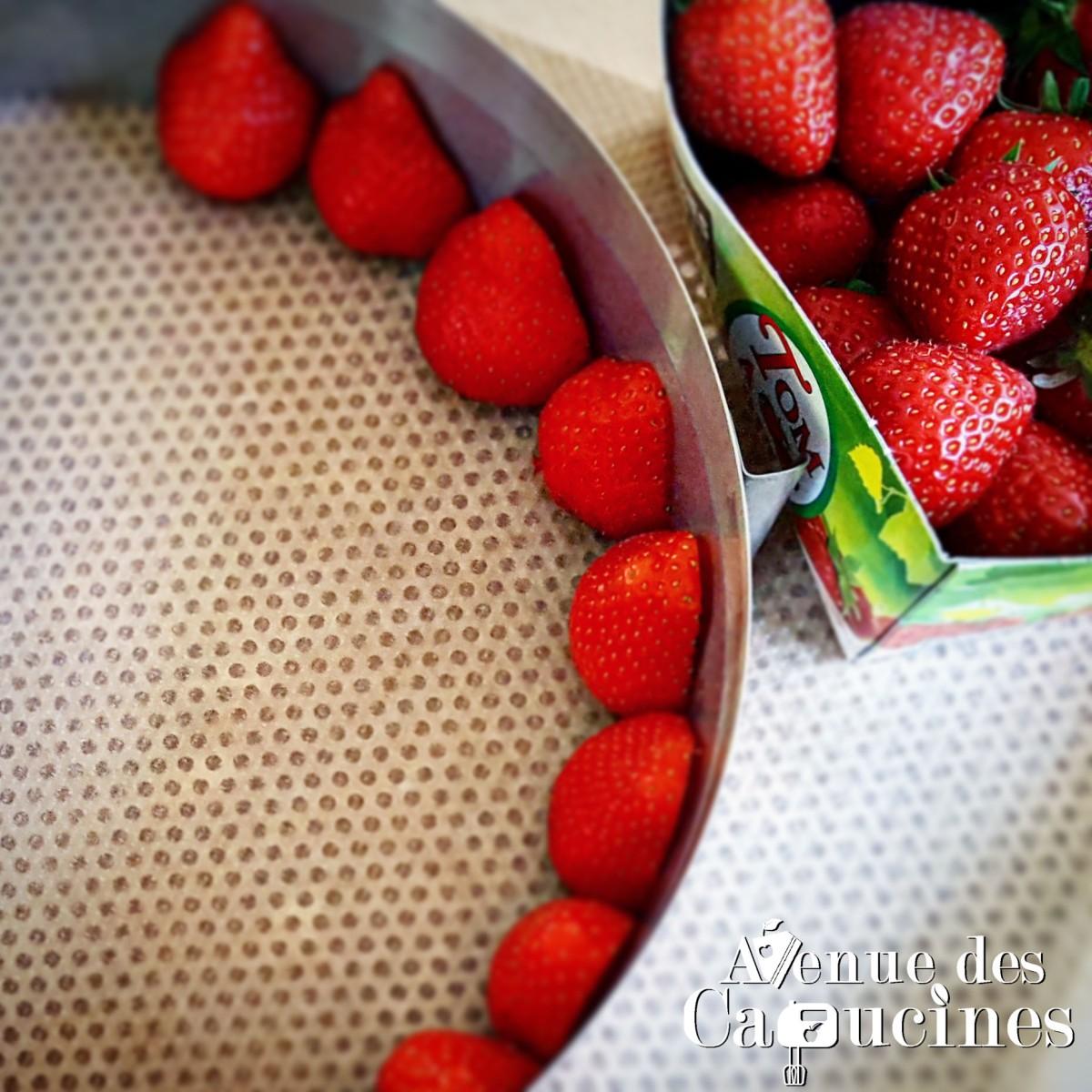 tour de fraises